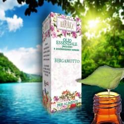 Olio Essenziale Bergamotto Alimentare 12ml Purissimo