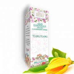 Olio Essenziale Ylang Ylang Alimentare 12ml Purissimo