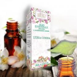 Olio Essenziale Di Litzea Cubeba 12 ml Alimentare Purissimo