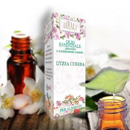 Olio Essenziale Di Litzea Cubeba 12 ml