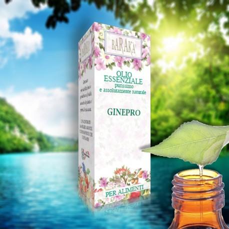 Olio Essenziale Ginepro Bacche 12ml