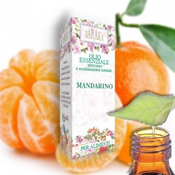 Olio Essenziale Mandarino 12ml Alimentare Purissimo