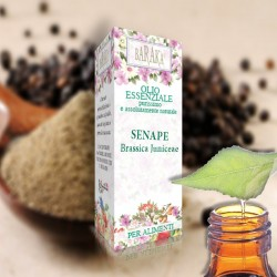 Olio Essenziale Senape, Brassica Juniceae, 12 ml Alimentare Purissimo