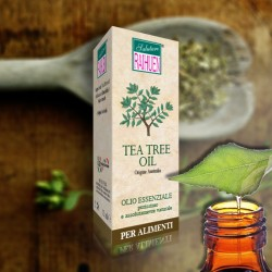 Olio Essenziale Al Tea Tree Oil 30ml Alimentare Purissimo