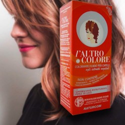 L'Altro Colore Donna Biondo Scuro Rosso Rame 91ml