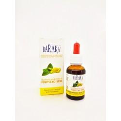 Olio Macerato Glicerinato Pompelmo 30 ml