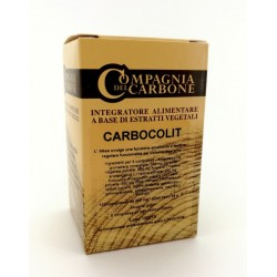 Integratore Carbocolit 120 Compresse 400mg