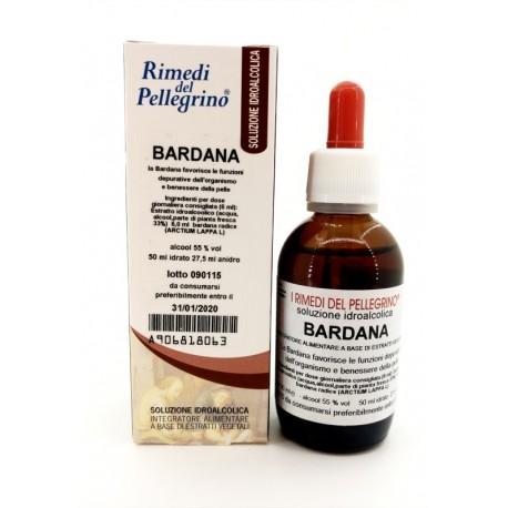 Soluzione Idroalcolica Bardana 50ml