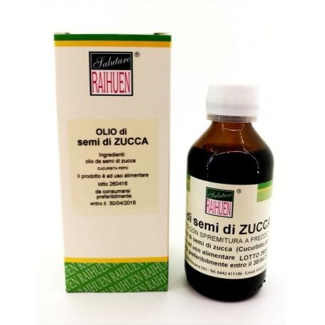 Olio Di Zucca 100 ml