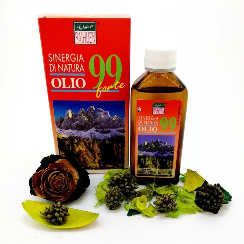 olio 99 espettorante cure rimedi raffreddore sinusite aromaterapia