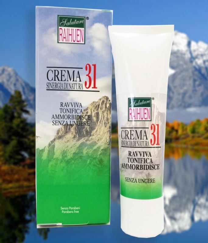 crema verde olio 31 rinfrescante per dolori e contusioni gotta