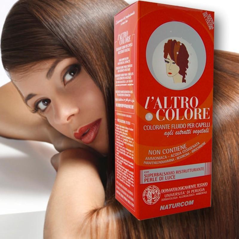 l altro colore tinte naturali per capelli dermatologicamente testato