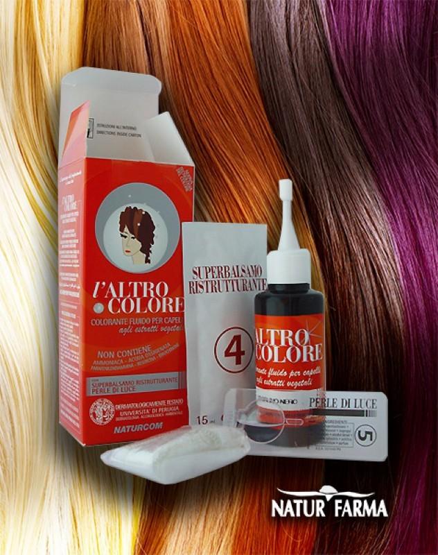 L'Altro Colore: Tinte naturali senza ammoniaca e acqua ...